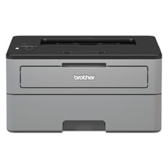 Brother HLL2350DW Monochrome Compact Laser Printer with Wireless and Duplex Printing
