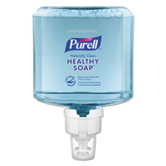 PURELL® Professional HEALTHY SOAP Naturally Clean Foam ES8 Refill, Citrus, 1200 mL, 2/CT