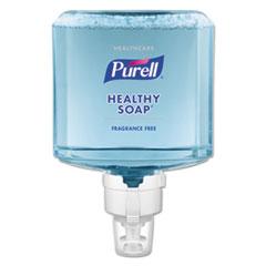 PURELL® Healthcare HEALTHY SOAP Gentle & Free Foam ES8 Refill, 1200 mL, 2/CT