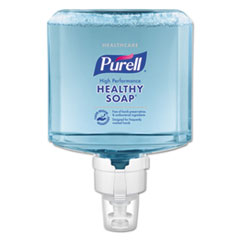 PURELL® Healthcare HEALTHY SOAP High Performance Foam ES8 Refill, 1200 mL, 2/Carton