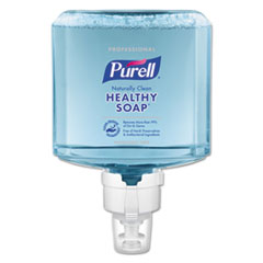 PURELL® Professional HEALTHY SOAP Naturally Clean Fragrance-Free Foam ES8 Refill, 2/CT