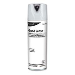 Diversey™ Good Sense Air Freshener Tough Odor No Smoke, Floral, 12.5 oz, 6/Carton