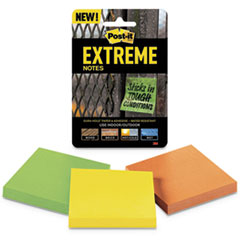 Post-it® Extreme Notes Water-Resistant Self-Stick Notes Thumbnail