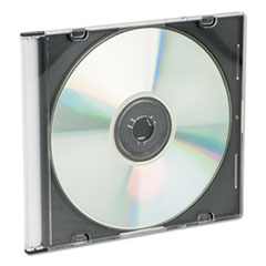 Innovera® CD/DVD Polystyrene Slim Storage Case Thumbnail