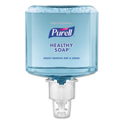 PURELL® Professional HEALTHY SOAP Lotion Handwash, For ES4 Dispensers, 2/CT