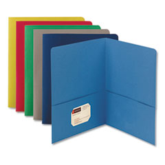 Smead® Two-Pocket Folders