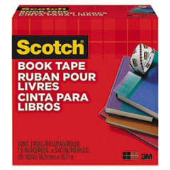 Scotch® Book Tape Thumbnail