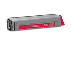 Media Sciences MSX74M-HC Magenta Toner Cartridge Equivalent to Xerox 106R01078 18000 Page Yield