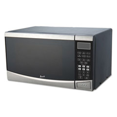 Avanti 0.9 Cubic Foot Capacity Stainless Steel Microwave Oven Thumbnail