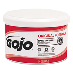 GOJO® ORIGINAL FORMULA Hand Cleaner Creme, Unscented, 14 oz, 12/Carton