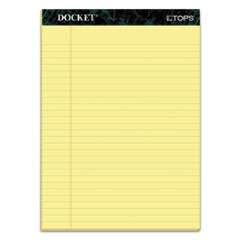 TOPS(TM) Docket(TM) Ruled Perforated Pads