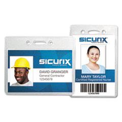 SICURIX® Proximity Badge Holder