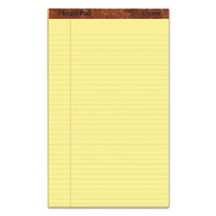 """TOPS(TM) """"The Legal Pad"""" Ruled Perforated Pads"""