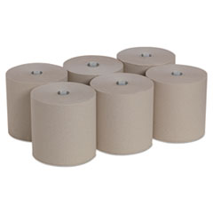 Georgia Pacific® Professional Pacific Blue Ultra Paper Towels, Natural, 7.87 x 1150 ft, 6 Roll/Carton