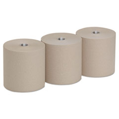 Georgia Pacific® Professional Pacific Blue Ultra Paper Towels, Natural, 7.87 x 1150 ft, 3 Roll/Carton