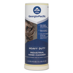Georgia Pacific® Professional Industrial Hand Cleaner, Citrus Scent, 300 mL, 4/Carton