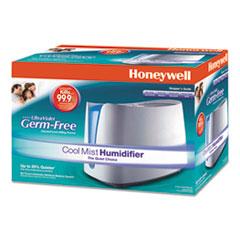 Honeywell Germ Free Cool Moisture Humidifier, 1.1 gal, 17.48w x 9.37d x 11.85h, White
