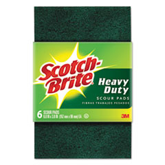 Scotch-Brite® Heavy-Duty Scouring Pad