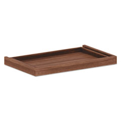 Alera® Alera Valencia II Series Center Drawer, 24.5w x 15d x 2h, Modern Walnut