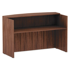 Alera® Valencia™ Series Reception Desk with Transaction Counter Thumbnail