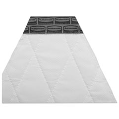 Rubbermaid® Commercial Spill Mop Pads, White, 10/Box
