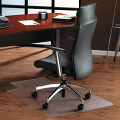 Floortex® Cleartex® Ultimat® Polycarbonate Chair Mat For Hard Floors