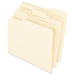 Pendaflex® Earthwise® by Pendaflex® 100% Recycled Manila File Folder Thumbnail