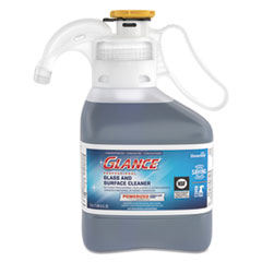 Diversey™ Concentrated Glance Professional Glass and Surface Cleaner, 47.3 oz Bottle