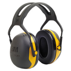 3M™ PELTOR X2 Earmuffs, 24 dB, Yellow/Black