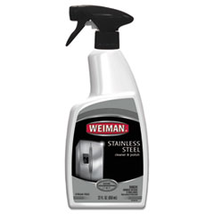 WEIMAN® Stainless Steel Cleaner and Polish