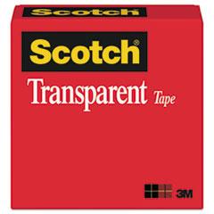 Scotch® Transparent Tape