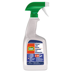 Comet® Cleaner with Bleach, 32 oz Spray Bottle, 8/Carton