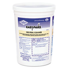 Easy Paks® Neutral Cleaner, 0.5 oz Packet, 90/Tub DVO990653EA