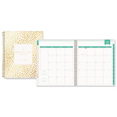 Blue Sky™ Day Designer Academic Year Daily/Monthly Frosted Planner Thumbnail