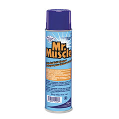 Mr. Muscle® Oven And Grill Cleaner, 19oz Aerosol DVO991206EA