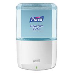 PURELL® ES6 Soap Touch-Free Dispenser, 1,200 mL, 5.25 x 8.8 x 12.13, White