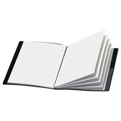 Cardinal® ShowFile™ Presentation Book with Custom Cover Pocket