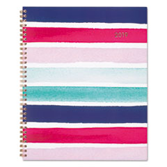 CAROUSEL STRIPE WEEKLY/MONTHLY PLANNERS, 8