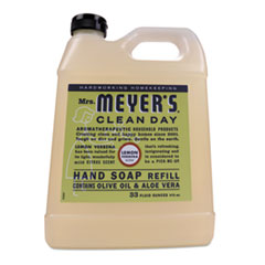 Clean Day Liquid Hand Soap Refill, Lemon Verbena, 33 oz