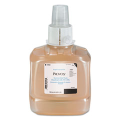 PROVON® Antimicrobial Foam Handwash, Fragrance-Free, 1200 mL, 2/Carton