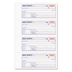 Adams® TOPS™ 2-Part Hardbound Receipt Book
