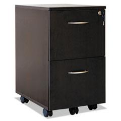 Alera® Valencia™ Series Mobile File/File Pedestal