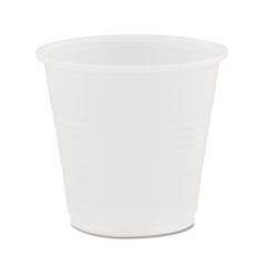 Dart® Conex Galaxy Polystyrene Plastic Cold Cups, 3.5oz, 100 Sleeve, 25 Sleeves/Carton