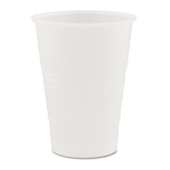 Dart® Conex Galaxy Polystyrene Plastic Cold Cups, 7 oz, 100 Sleeve, 25 Sleeves/Carton