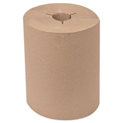"""Tork® Universal Hand Towel Roll, Notched, 1-Ply, 8"""" x 550 ft, Natural, 6 Roll/Carton"""