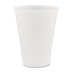 Dart® Conex Galaxy Polystyrene Plastic Cold Cups, 9oz, 100 Sleeve, 25 Sleeves/Carton
