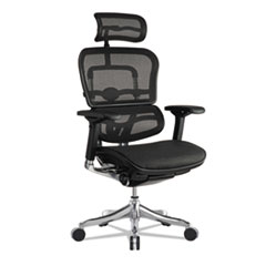Eurotech Ergohuman Elite High-Back Chair Thumbnail