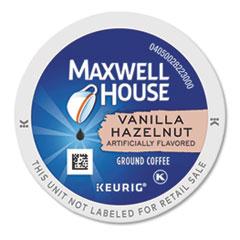 Maxwell House® Vanilla Hazelnut K-Cup, 24/Box