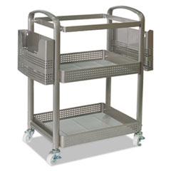 Alera® Mobile File Cart