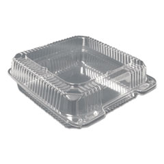 Durable Packaging Plastic Clear Hinged Containers